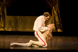 Edward Watson as Crown Prince Rudolf and Iohna Loots as Princess Stephanie in Mayerling © ROH / Bill Cooper 2009 | by Royal Opera House Covent Garden