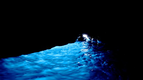 Blue Grotto. Capri Island | by paul.hartrick
