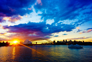 <<Sydney Sunset>> | by www.jerrybei.com (5 million views)