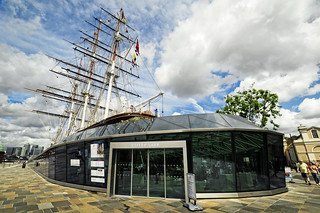 UK - London - Greenwich - The Cutty Sark | by Darrell Godliman