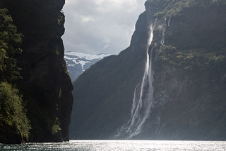 Norway Geiranger - Waterfall Syv Søstre | by M Molde