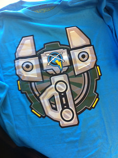 Ratchet & Clank shirt - PAX 2012 | by PlayStation.Blog