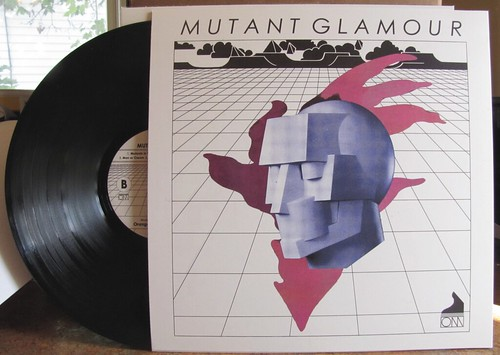 Giant Claw - Mutant Glamour LP | by Keith Kawaii