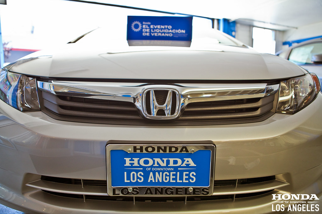 ... Honda Of Downtown Los Angeles 6750 | By Tier10 Marketing