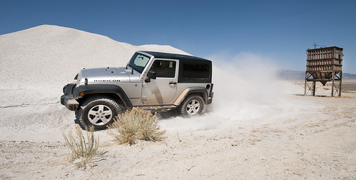 White Sand Jeeping | by tomkellyphoto