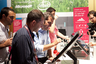 Dell at IFA - 30.08.12 | by Dell's Official Flickr Page