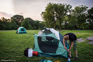 Camping in Central Park NYC-44 | by Downtown Traveler