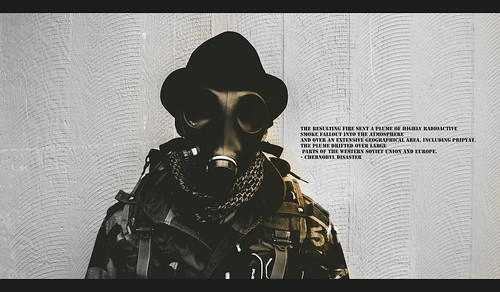 Chernobyle Disaster Inspired | Dubstep Filth² Designed | by Collin Gray Photography