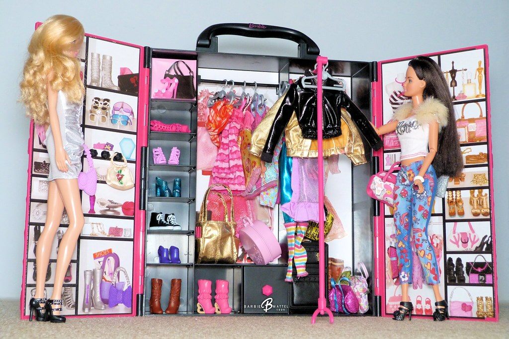 Barbie Fashionista Ultimate Closet Ultimate Closet by