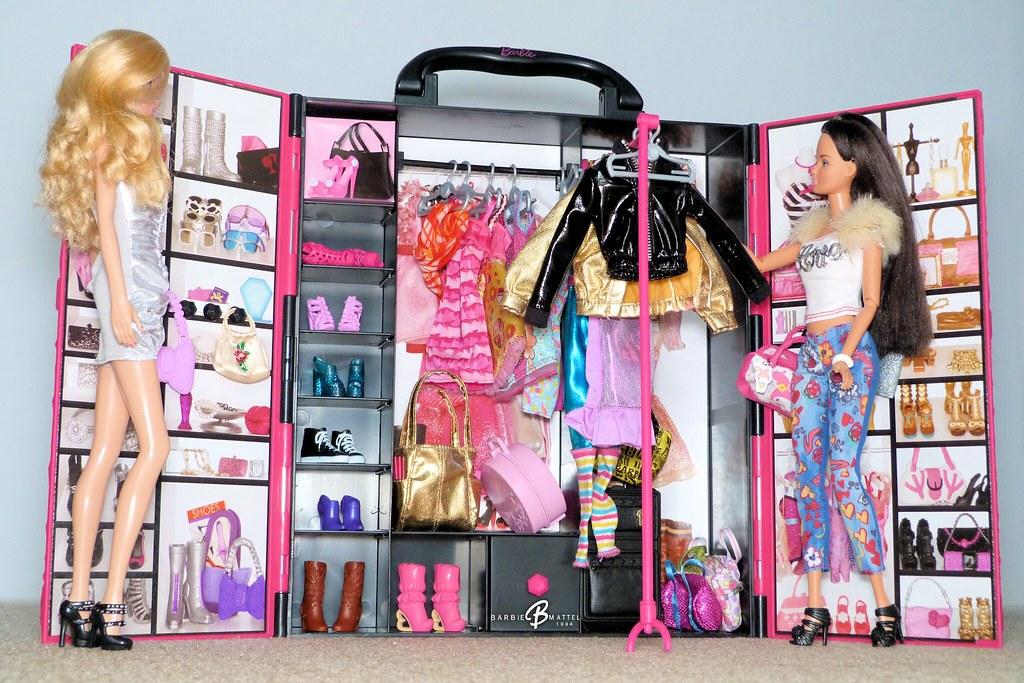 Barbie Fashionista Ultimate Closet Ultimate Closet by