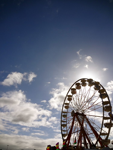 grounds open at ten, rides at noon... | by rbranchini