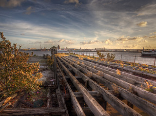 A decaying wharf in Liverpool1 | by neilalderney123