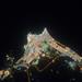 Kuwait City at Night (NASA, International Space Station, 08/15/12)