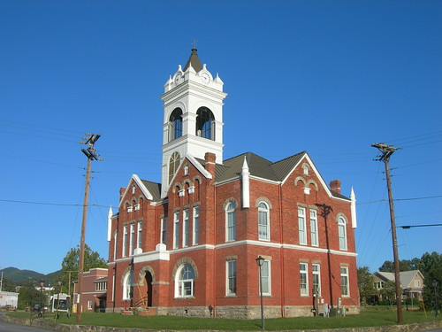 (Old) Union County Courthouse | by jimmywayne