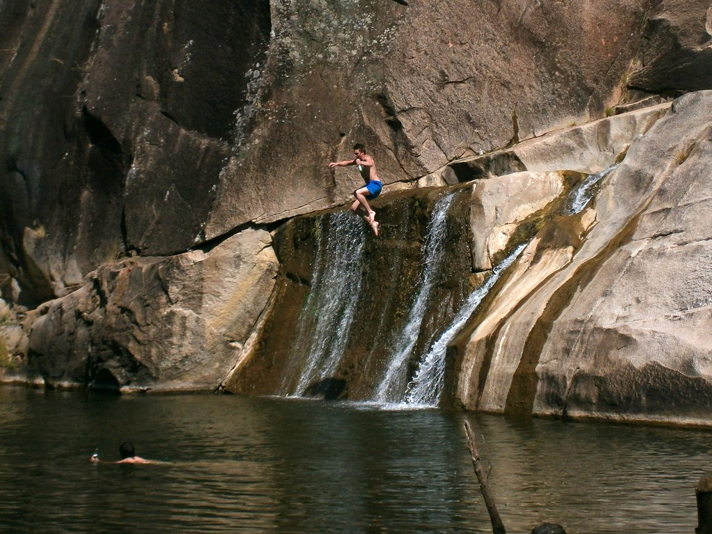 Coomba Falls | Neil Ennis | Flickr