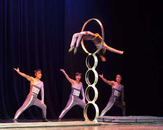 Golden Dragon Acrobats Tour Dates