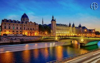 Conciergerie | by A.G. Photographe
