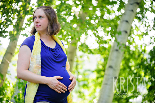 Lake Quannapowitt Maternity Shoot | by kristaguenin