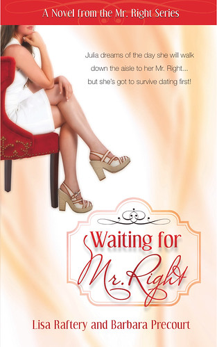Novel 1: Waiting for Mr. Right | by MrRightSeries