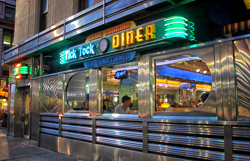 Tick Tock Diner Diners Are My Favorite Type Of