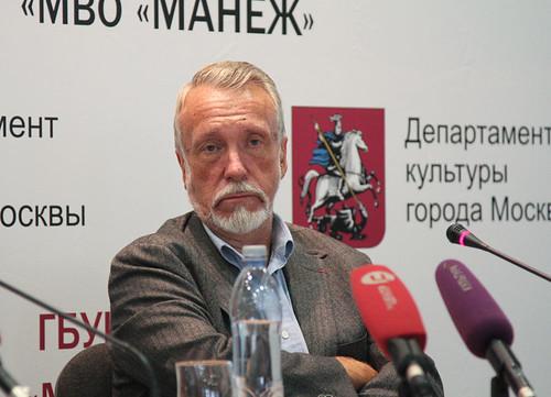 State Russian Museum Director Vladimir 3