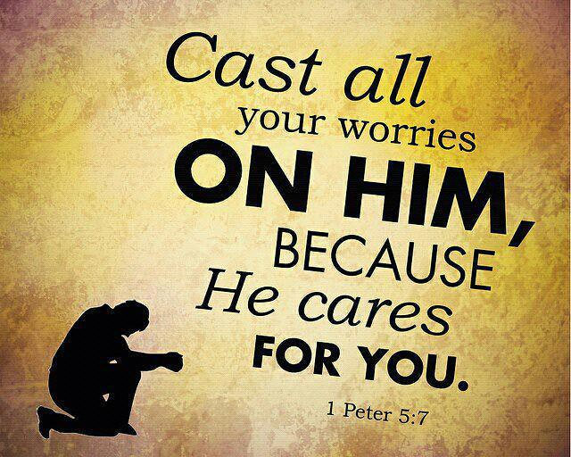 Image result for god cares for you