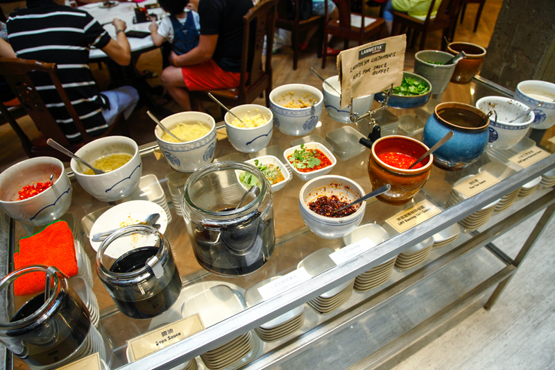 Xiao Lao Wang Steamboat Sauces Condiments