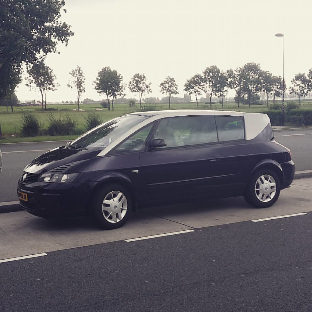 2001-2003 Renault Avantime, French madness at it\'s finest.… | Flickr