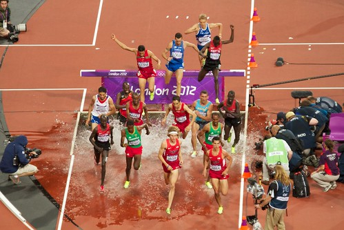 Men's 3000m Steeplechase | by Shannon McClean
