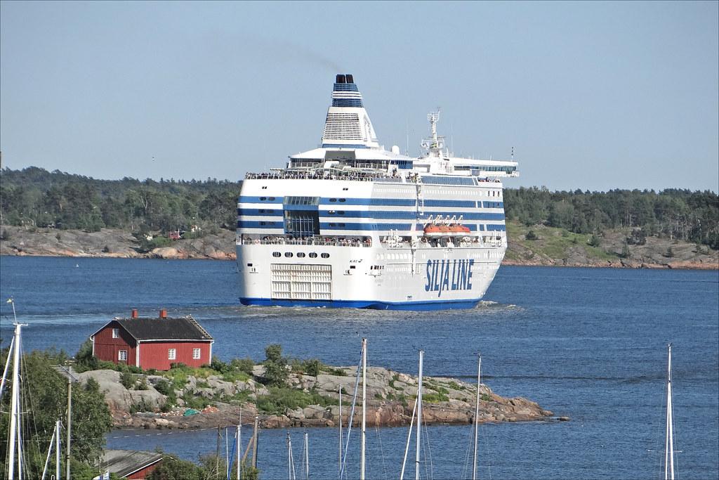 Silja Line Tukholma Helsinki