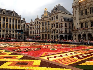 Flower Carpet on the Grand'Place (August 14-19) | by Anna & Michal