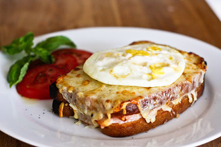 Croque Madame | by TheBrewer&TheBaker