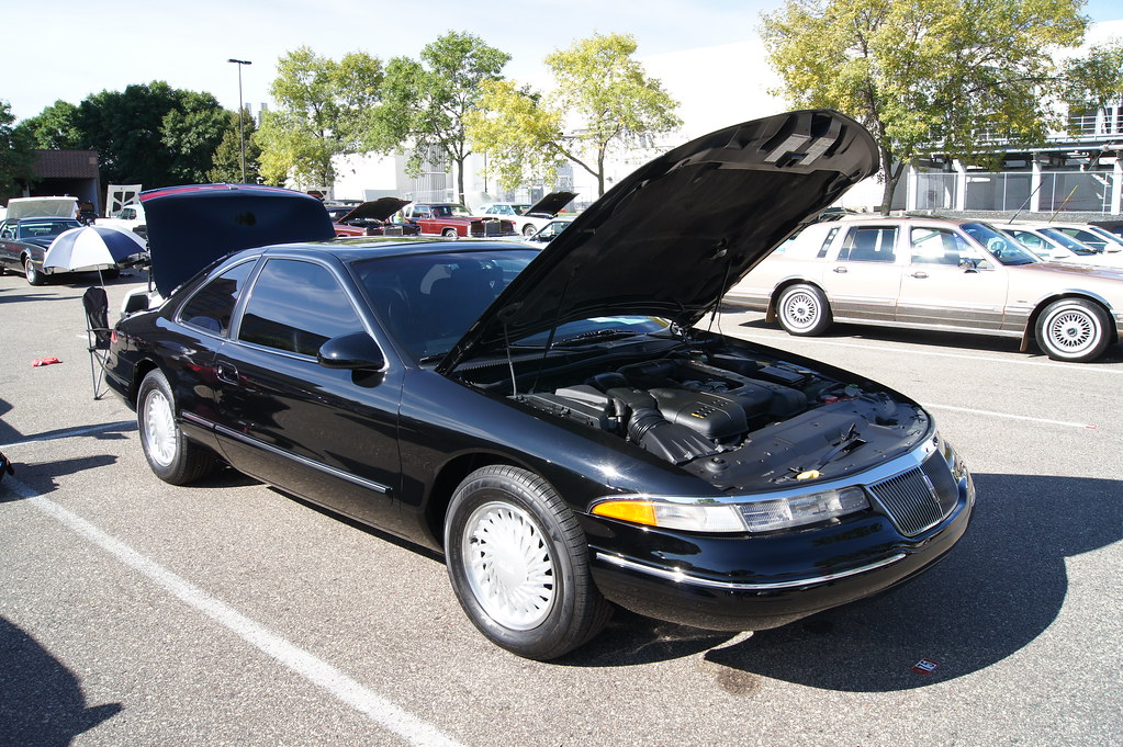 93 lincoln mark viii lincoln continental owners club 201 flickr. Black Bedroom Furniture Sets. Home Design Ideas