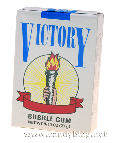Victory Bubble Gum [Cigarettes] | by cybele-