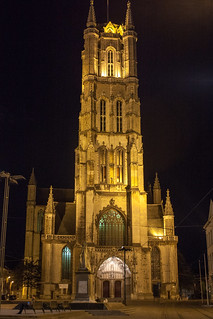 Saint Bavo's Cathedral, Ghent | by simononly