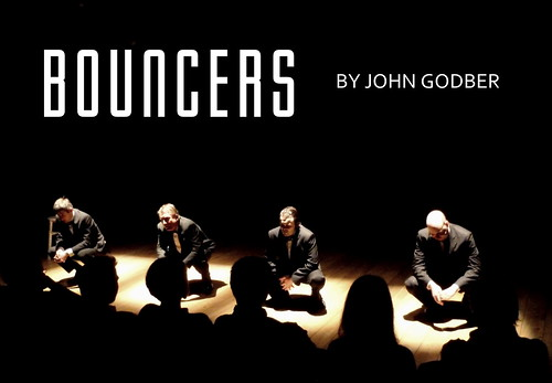BOUNCERS BY JOHN GODBER - SEVEN 7 ARTS - CHAPEL ALLERTON FESTIVAL - LEEDS | by James W Bell (Good Honest Iago) - Leeds