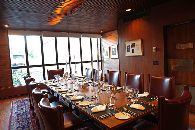Massey College Private Dining Room