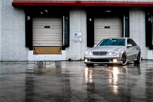 Mercedes E55 AMG | by JasonStewart Photography