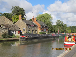 Northants the Ark's visit to Stoke Bruerne waterways museum 11th September 2012 (2) | by ewart_white