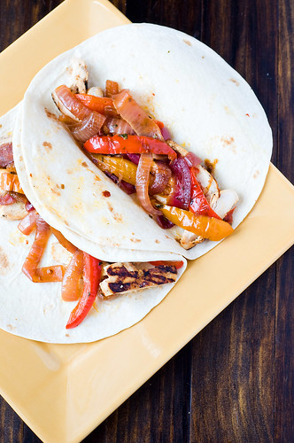 Chipotle Lime Chicken Fajitas | by Courtney | Cook Like a Champion