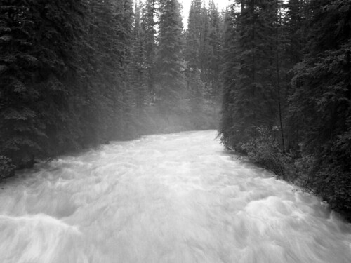 Johnston Canyon rapids | by Martin<3s4x5