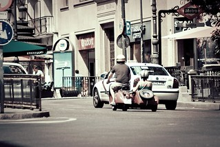 Sidecar, taxi, metro.. What's your favorite to go out for coffee? | by Ca'mont