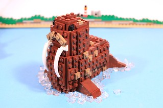 I am the LEGO Walrus! | by George G -
