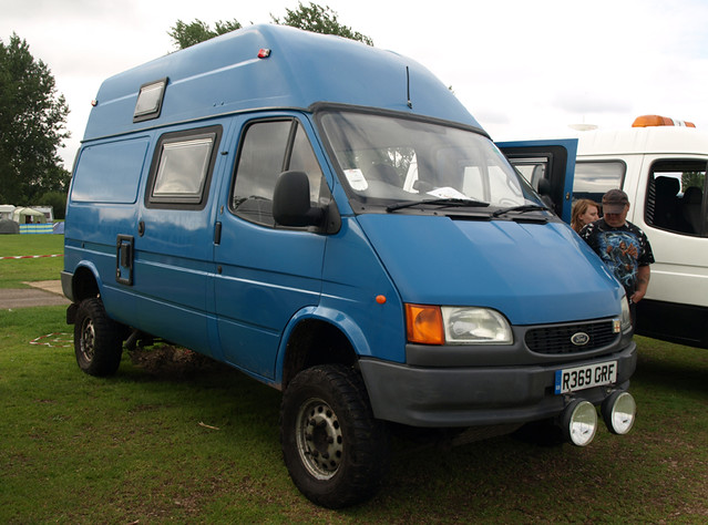 1997 98 ford transit 190 td lwb 4x4 flickr photo sharing. Black Bedroom Furniture Sets. Home Design Ideas