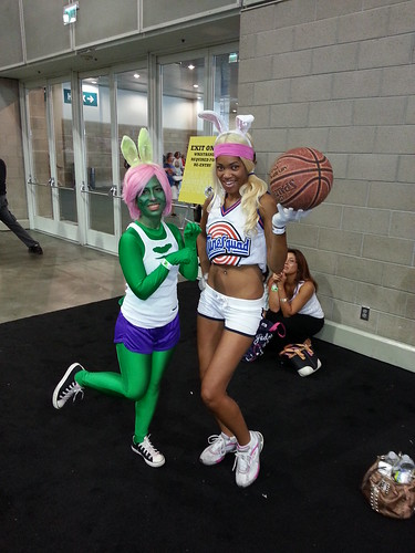 Hulk Bunny at Stan Lee's Comikaze | by TheOakmonster