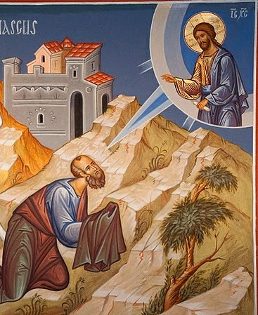 Paul's Conversion (Acts 9:1-19) - YouTube
