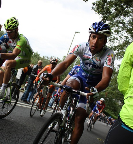 Tour of Britain 2012 Caerphilly Mountain | by Sum_of_Marc