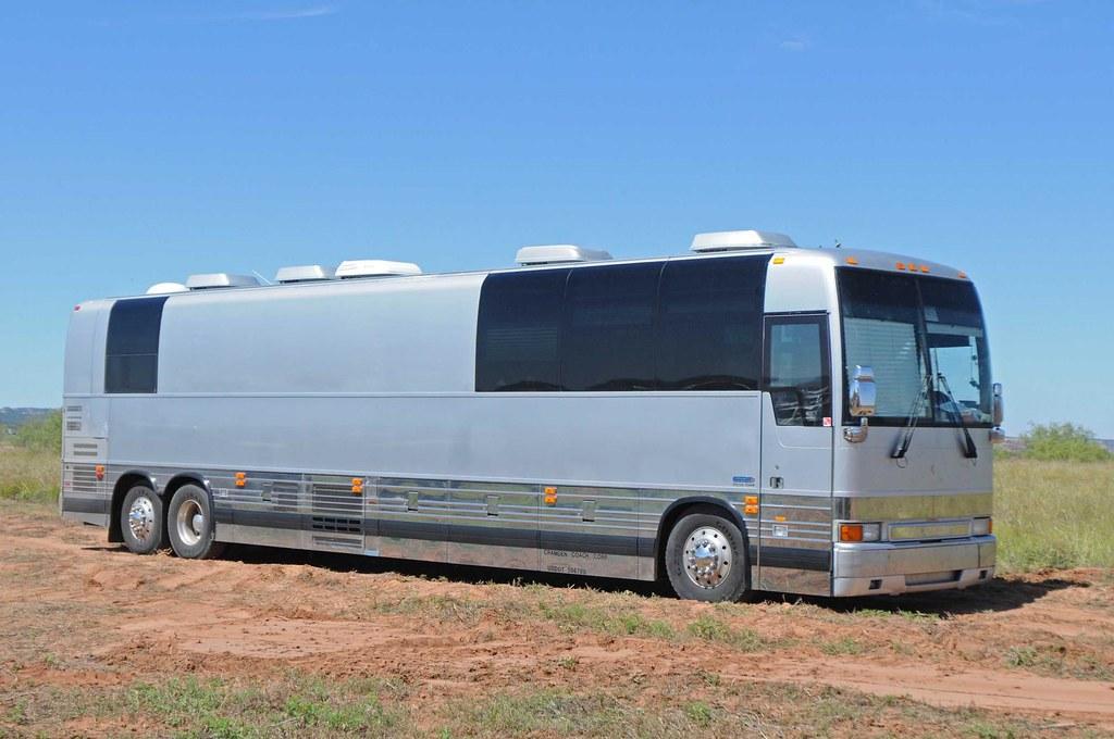 Asleep At The Wheel Tour Bus Web File Caprock Canyon
