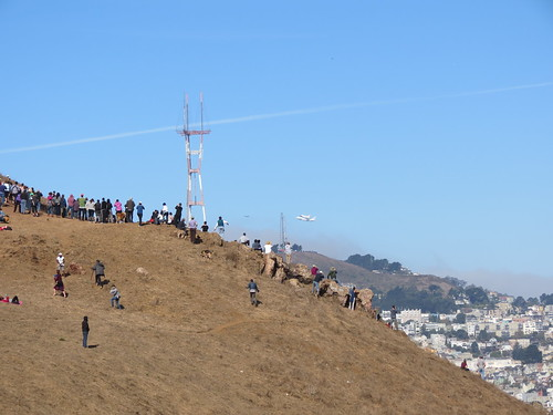 Endeavour and Sutro from Bernal | by jobius