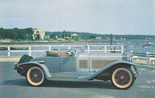 1927 Isotta Fraschini postcard | by jamu98765